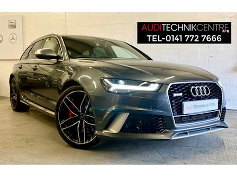 Featured Vehicle - Audi A6