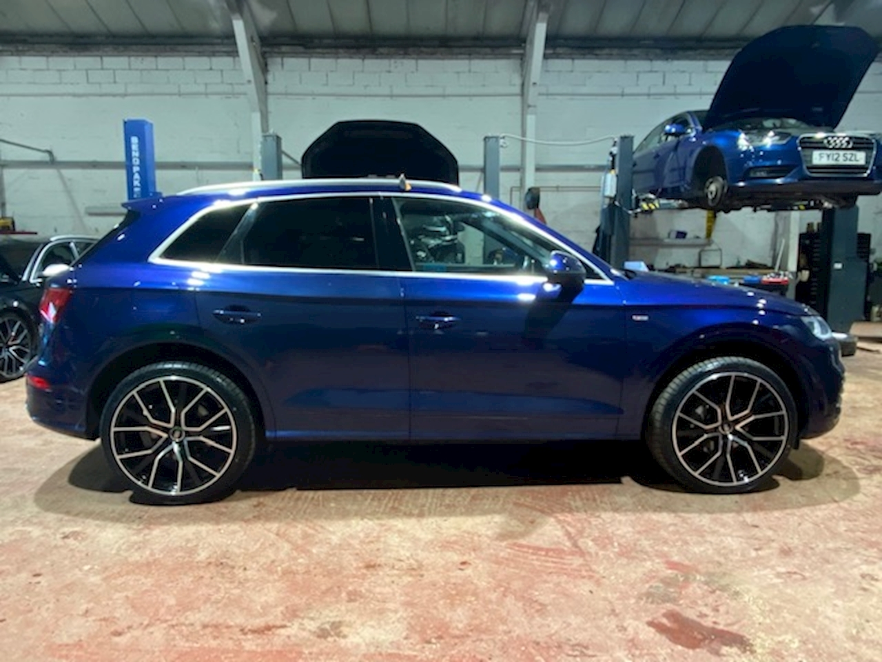 Audi 2.0 TFSI S line SUV 5dr Petrol S Tronic quattro (s/s) (252 ps)