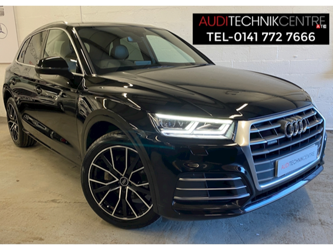 Audi 2.0 TDI S line SUV 5dr Diesel S Tronic quattro (s/s) (190 ps)