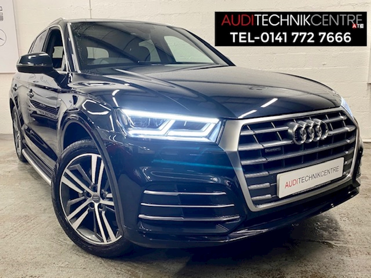 Audi 2.0 TDI 40 S line SUV 5dr Diesel S Tronic quattro (s/s) (190 ps)