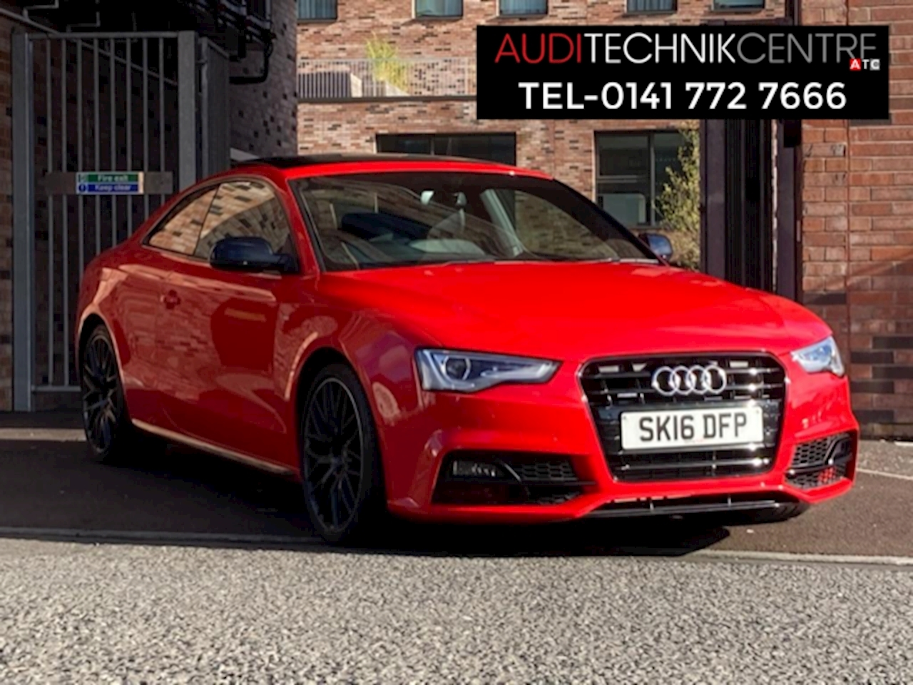 2.0 TFSI Black Edition Plus Coupe 2dr Petrol Manual quattro (s/s) (161 g/km, 222 bhp)