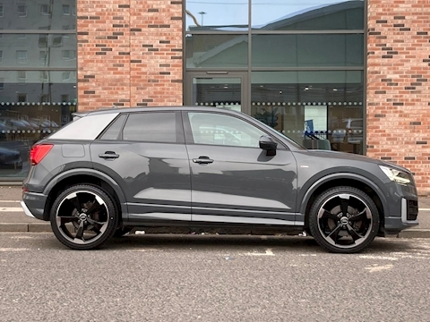 1.4 TFSI CoD S line SUV 5dr Petrol (s/s) (150 ps)