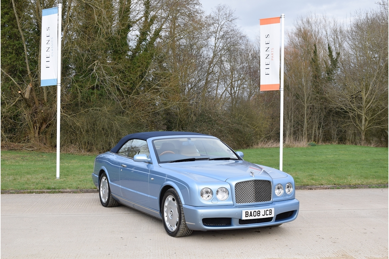 Azure Turbo Convertible 6.8 Automatic Petrol