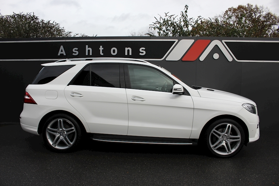 Mercedes ML350 AMG Line Ml350 Bluetec Amg Line Premium Plus
