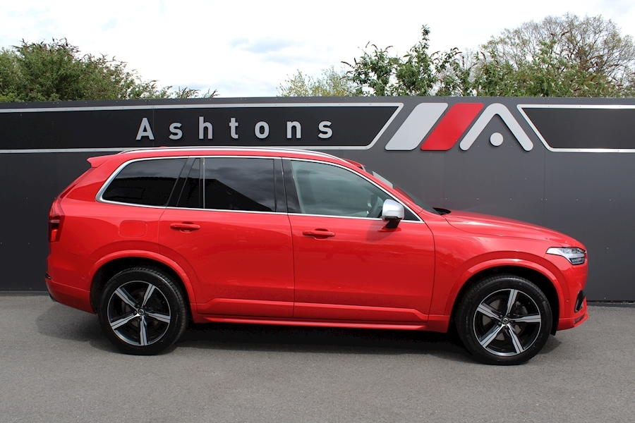 Volvo XC90 D5 Powerpulse R-Design Awd