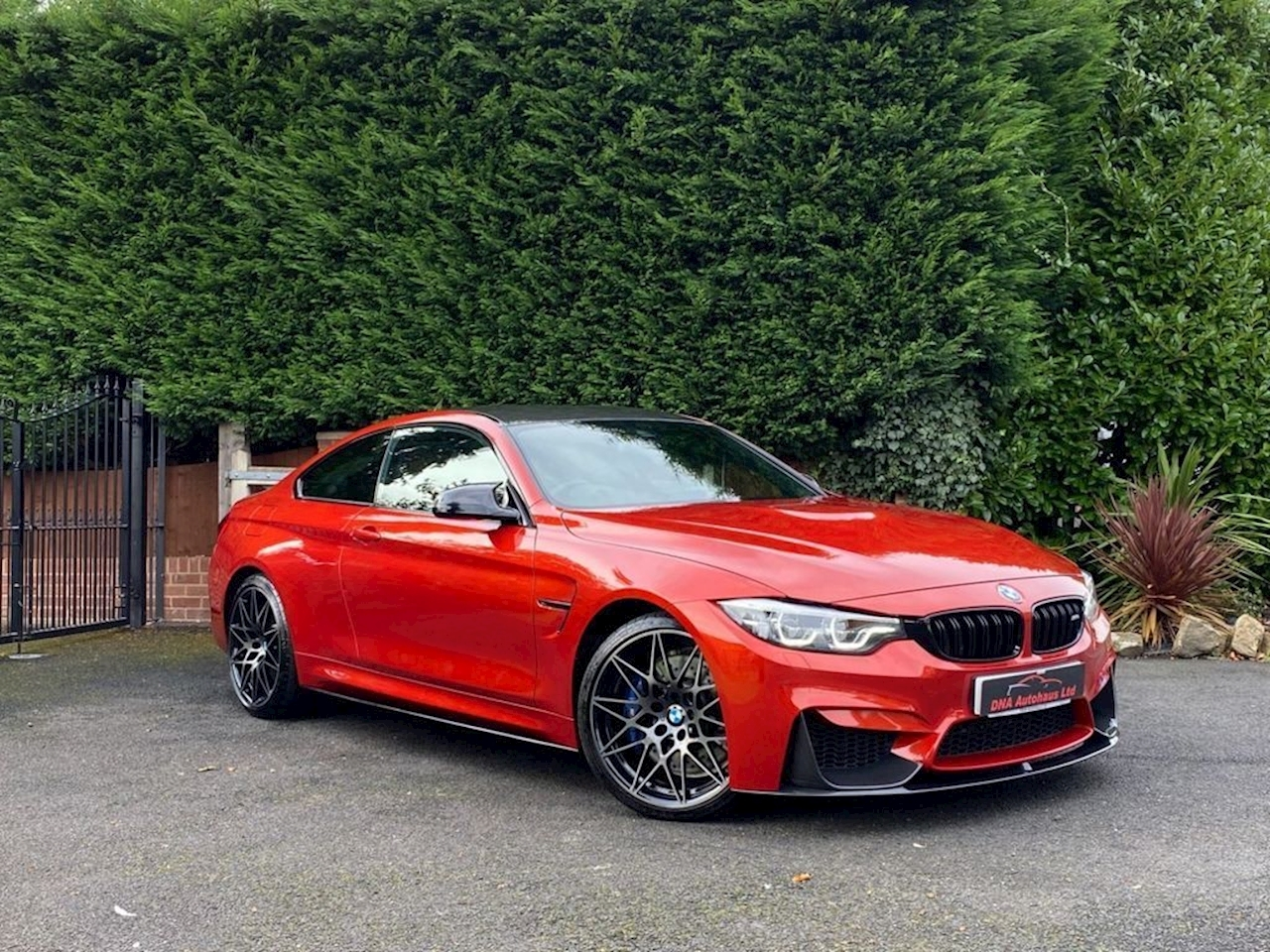 BMW 4 Series M4 Competition Coupe 3.0 Semi Auto Petrol