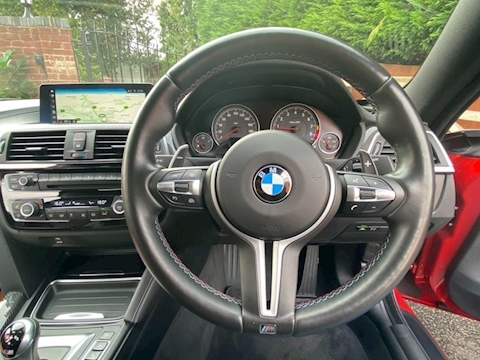 4 Series M4 Competition Coupe 3.0 Semi Auto Petrol