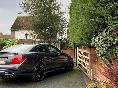 C Class AMG Coupe 6.3 MCT Petrol