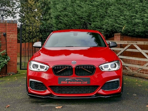 1 Series M140i 5-door Hatchback 3.0 Automatic Petrol