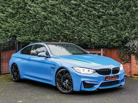 M4 Series M4 Coupe Competition Package Coupe 3.0 Automatic Petrol