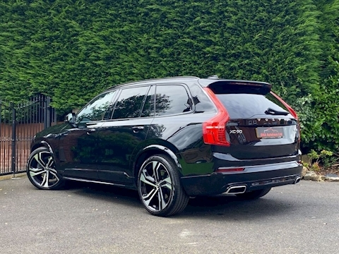 Xc90 B5 R-Design Pro Awd Estate 2.0 Automatic Diesel