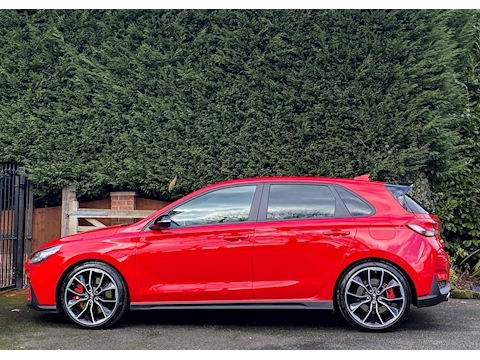 i30 T-GDi N Performance Hatchback 2.0 Manual Petrol