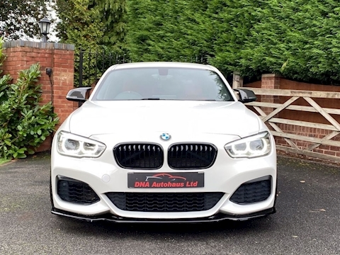 1 Series M135i 5-Door 3.0 5dr 5 Door Sports Hatch Automatic Petrol