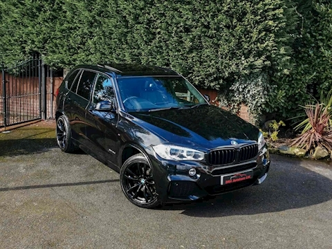 3.0 40d M Sport SUV 5dr Diesel Auto xDrive (s/s) (313 ps)