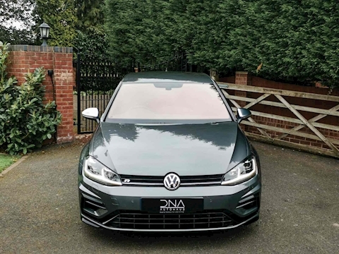 Golf TSI R Hatchback 2.0 Automatic Petrol