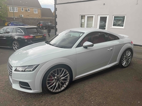 2.0 TFSI Coupe 3dr Petrol S Tronic quattro (s/s) (310 ps)