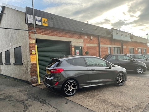 Fiesta St-2 Hatchback 1.5 Manual Petrol