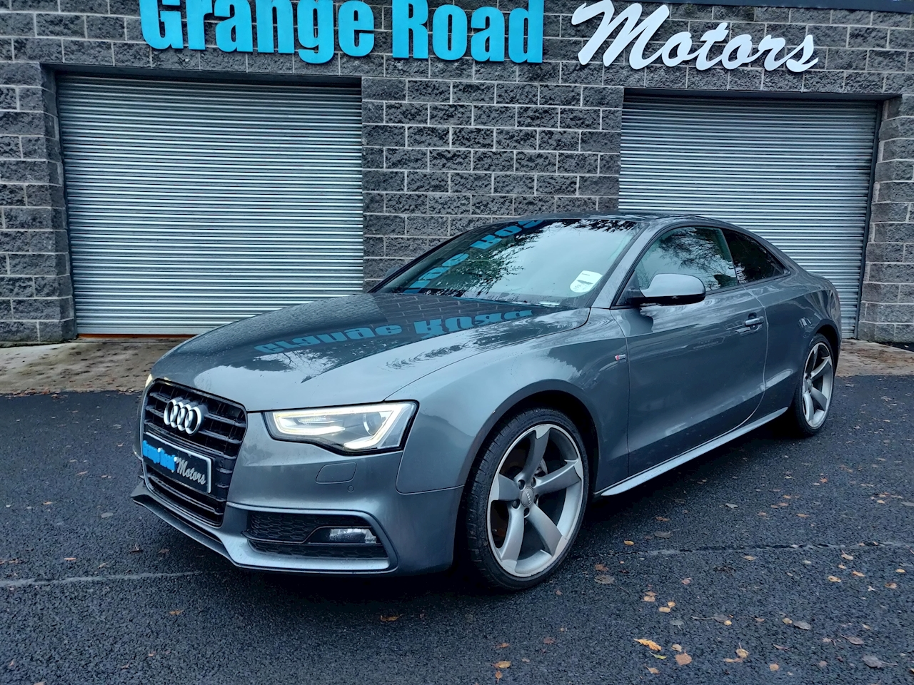 Audi A5  Coupe 1.8 Manual Petrol