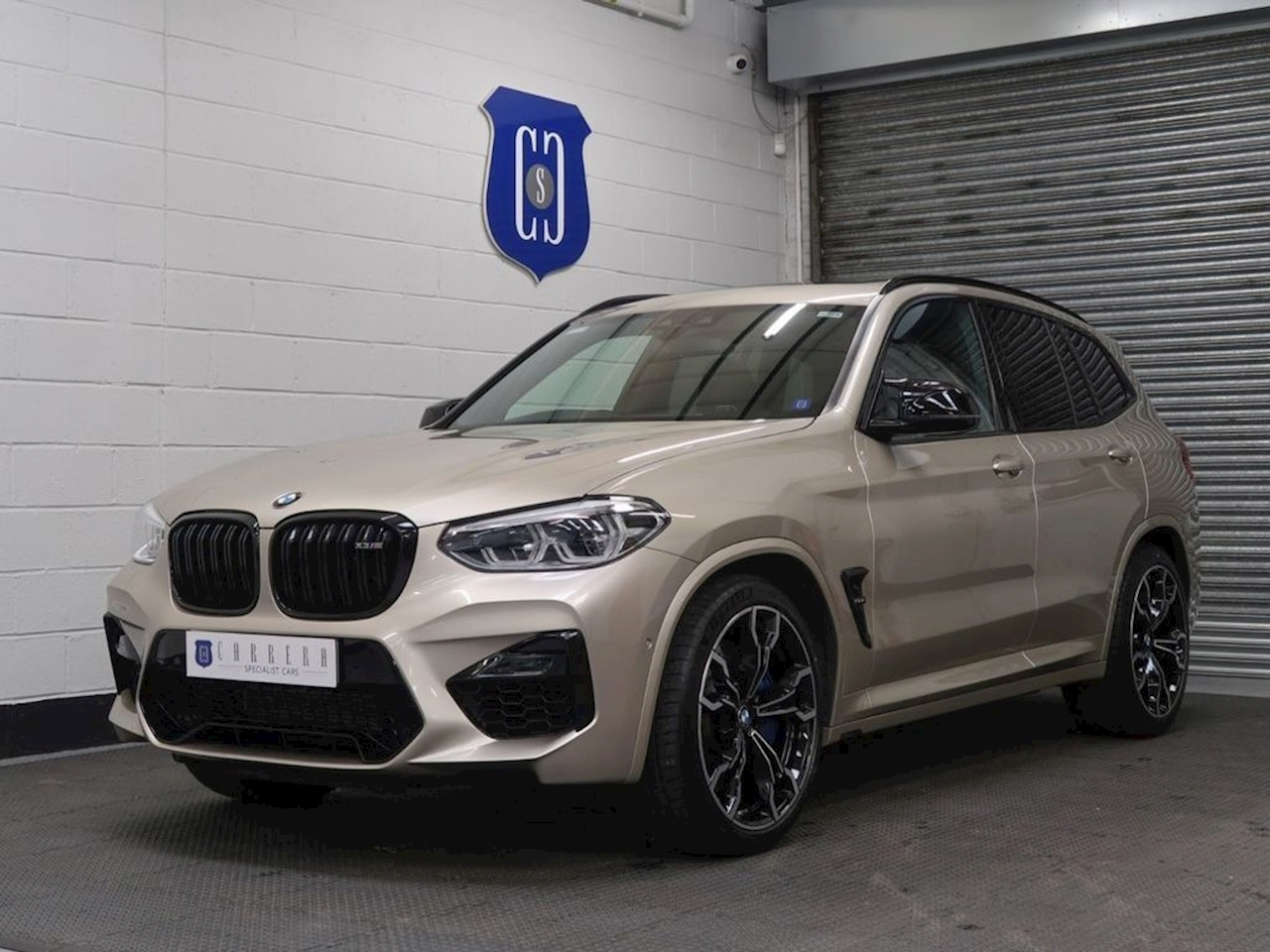 BMW X3 M Competition Estate 3.0 Automatic Petrol