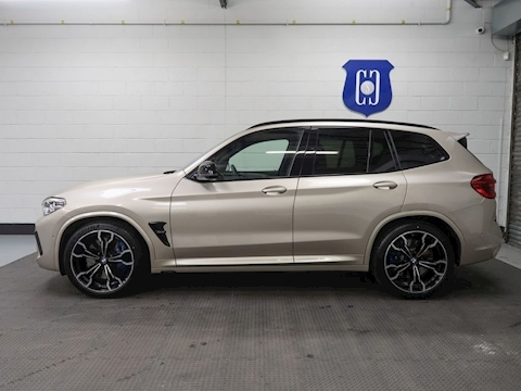 X3 M Competition Estate 3.0 Automatic Petrol