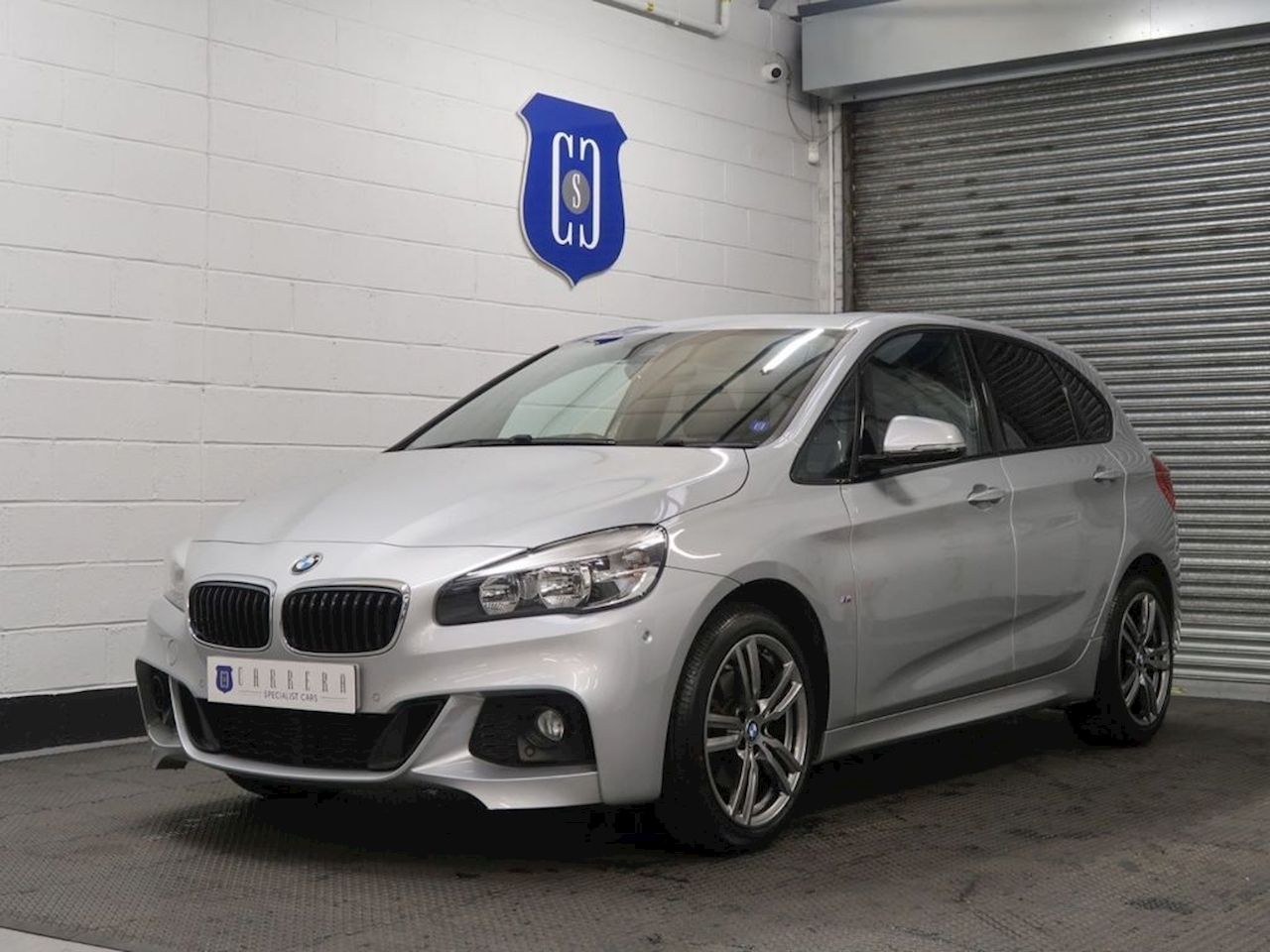 BMW 2 Series 220D Xdrive M Sport Active Tourer Hatchback 2.0 Automatic Diesel