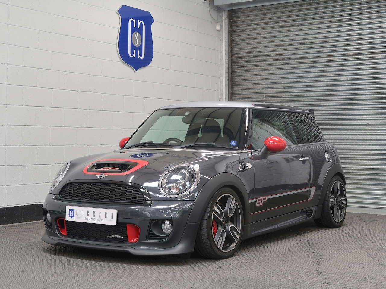MINI 1.6 John Cooper Works GP Hatchback 3dr Petrol Manual (165 g/km, 211 bhp)