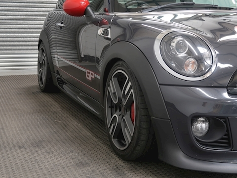 1.6 John Cooper Works GP Hatchback 3dr Petrol Manual (165 g/km, 211 bhp)