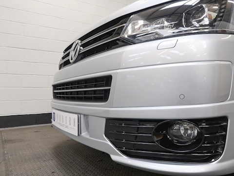 Transporter T32 180BHP Sportline 50th Edition 2.0 Window Van Manual Diesel