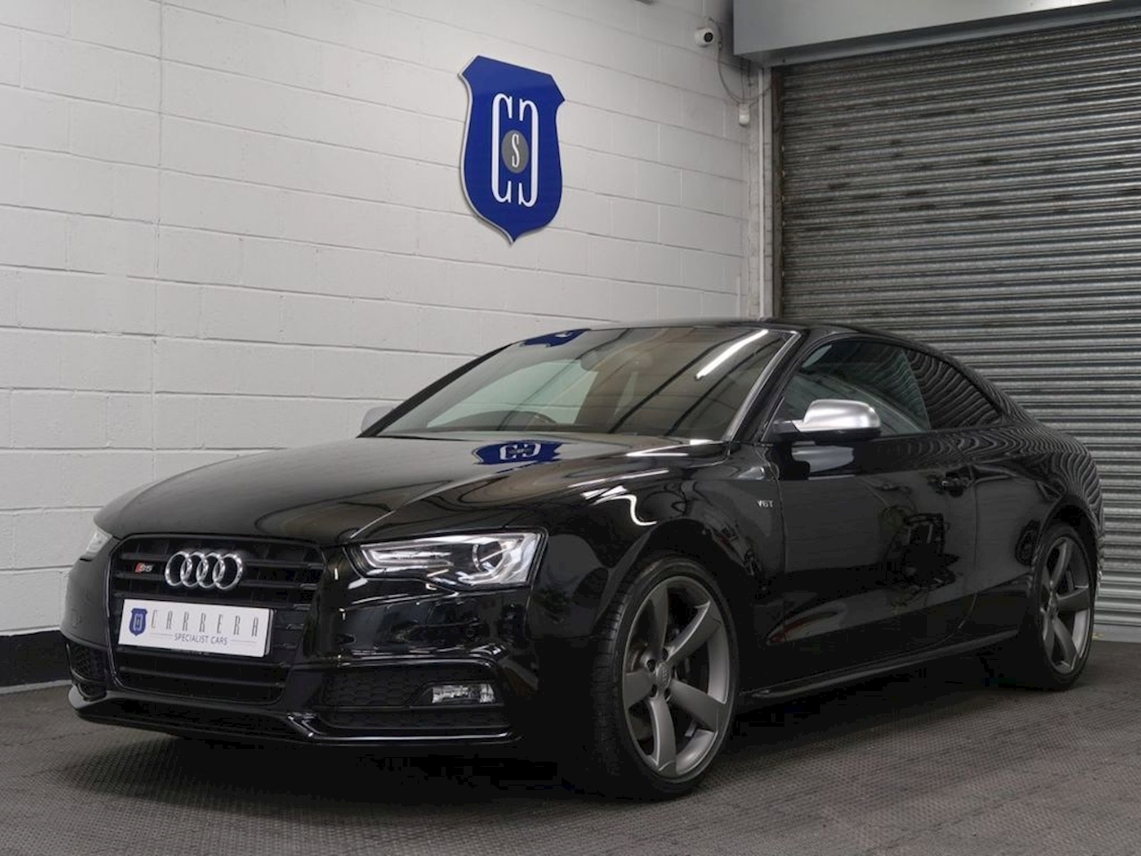 Audi A5 S5 Tfsi Quattro S Line Black Edition Coupe 3.0 Automatic Petrol