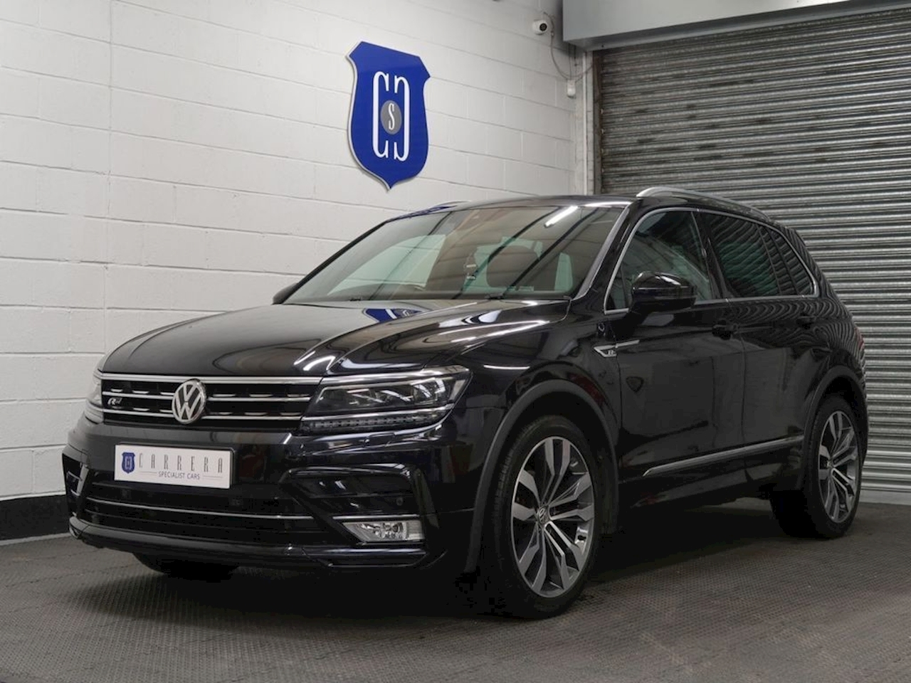 Volkswagen Tiguan R-Line Tdi Bmt 4Motion Estate 2.0 Manual Diesel