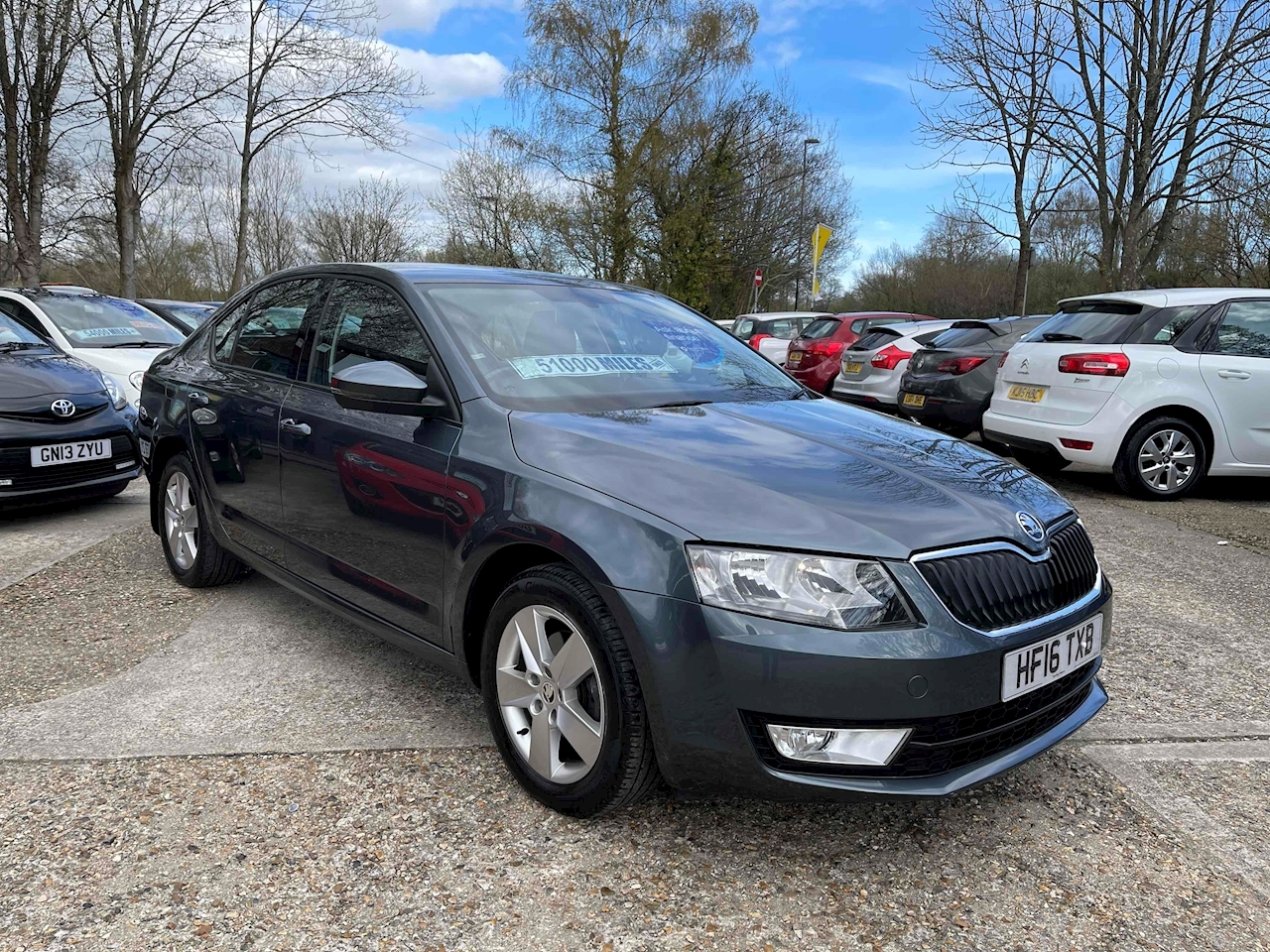 Octavia TSI SE Hatchback 1.4 Manual Petrol