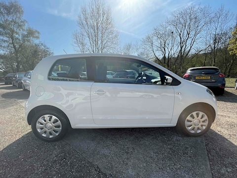 Citigo MPI SE Hatchback 1.0 Manual Petrol