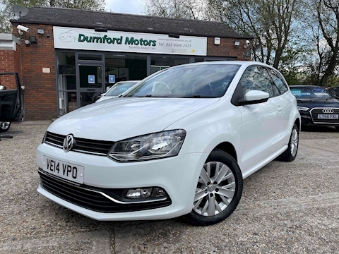 Polo TSI BlueMotion Tech SE Hatchback 1.2 Manual Petrol