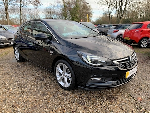 Astra SRi Hatchback 1.4 Manual Petrol