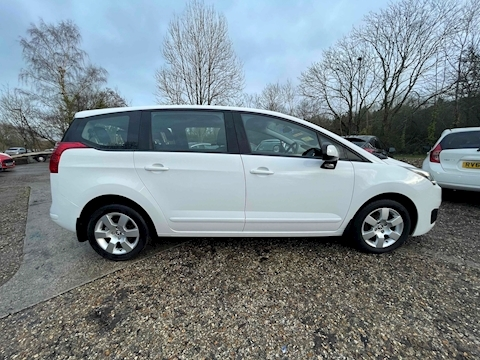 5008 Active MPV 1.6 Manual Diesel