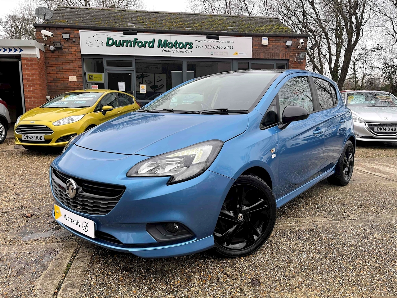 Corsa i ecoFLEX Limited Edition Hatchback 1.4 Manual Petrol