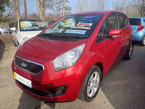 Venga TD 2 Hatchback 1.4 Manual Diesel