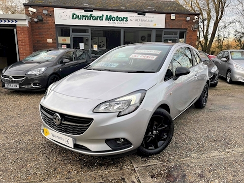 Corsa Griffin Hatchback 1.4 Manual Petrol