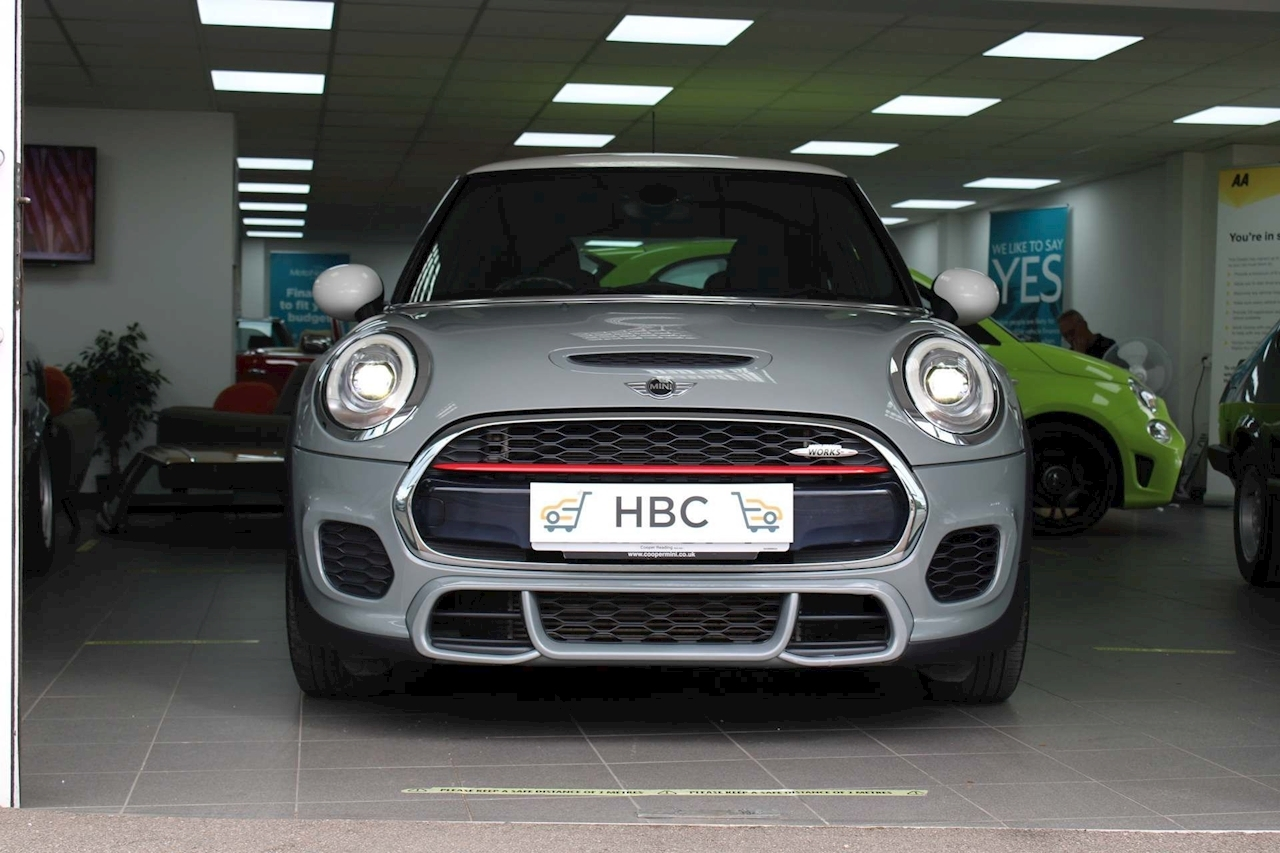 MINI Hatch John Cooper Works 3-Door Hatch Hatchback 2.0 Automatic Petrol