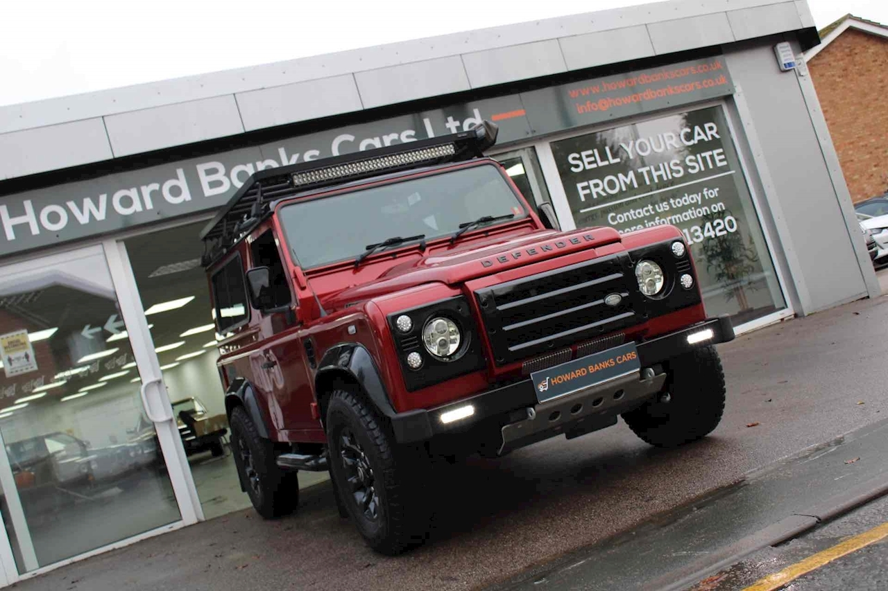 Land Rover Defender 90 XS SUV 2.4 Manual Diesel