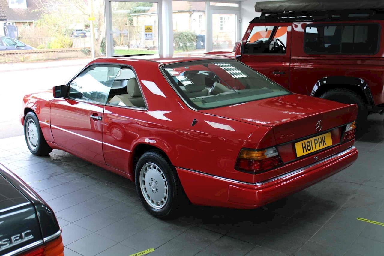 Mercedes-Benz 300 CE Coupe 3.0 Automatic Petrol