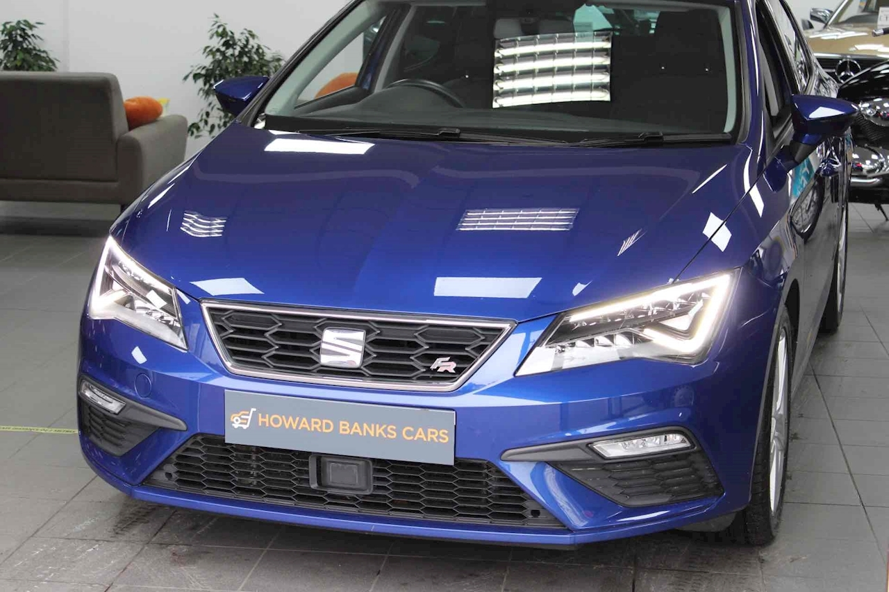 SEAT Leon FR Technology Hatchback 1.4 Manual Petrol