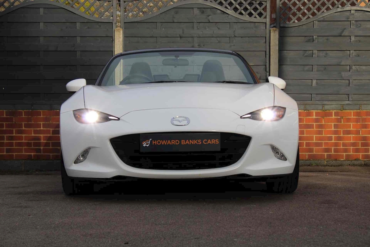 Mazda MX-5 SKYACTIV-G SE+ Convertible 1.5 Manual Petrol