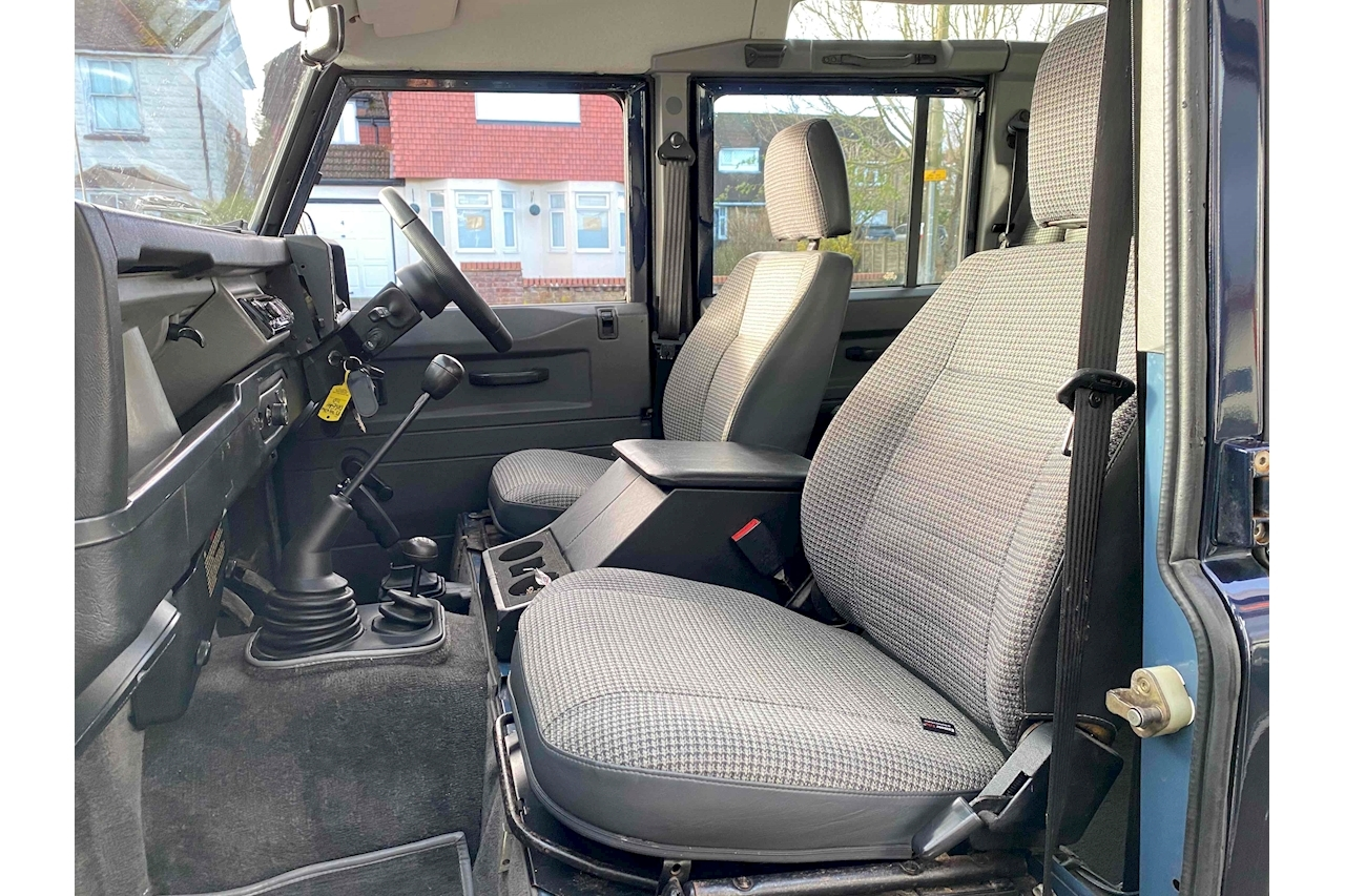 Land Rover Defender 110 County SUV 2.5 Manual Diesel