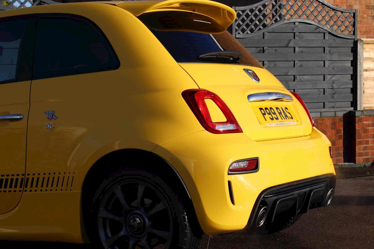 Abarth Abarth 595 1.4 Tjet 145hp Hatchback 1.4 Manual Petrol