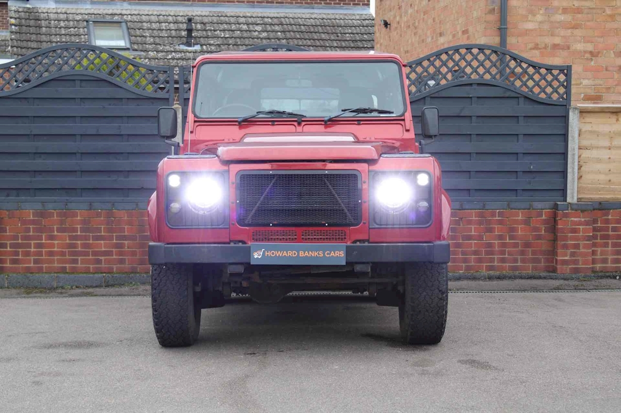Land Rover Defender 90 TDi County SUV 2.4 Manual Diesel