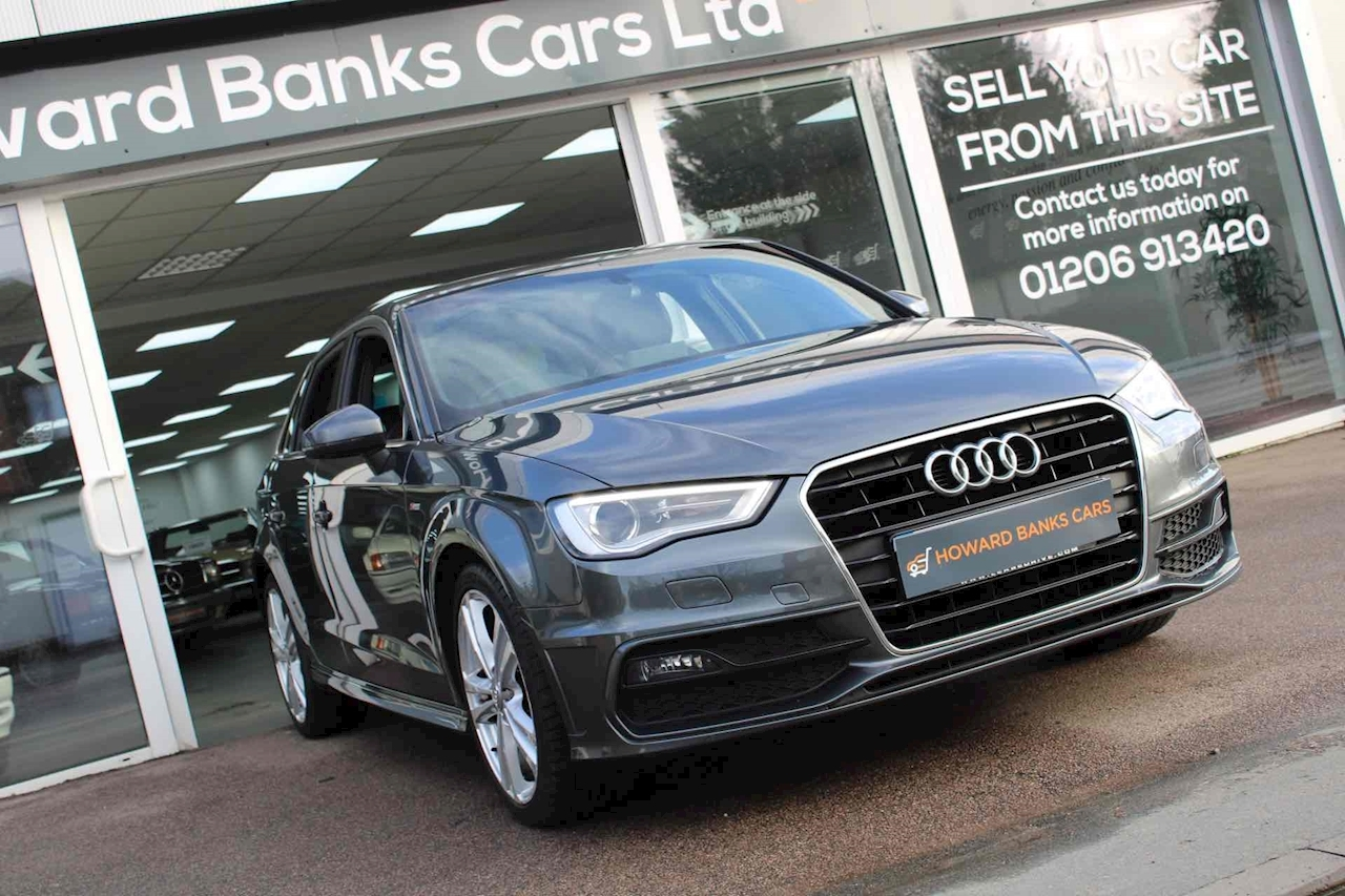 Audi A3 S line Hatchback 1.4 Manual Petrol