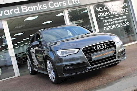 Featured Vehicle - Audi A3