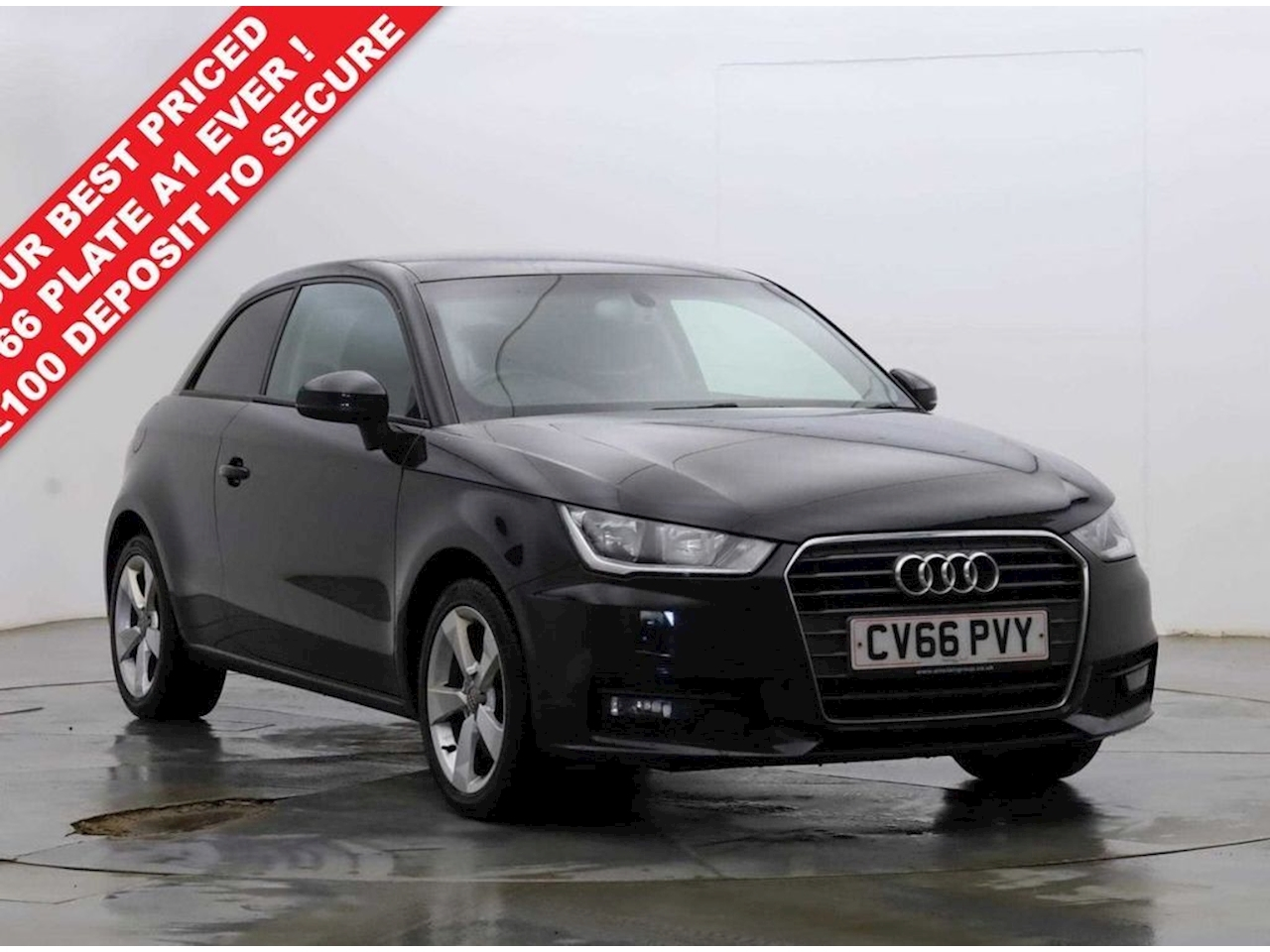 Audi A1 Sport Hatchback 1.6 Manual Diesel
