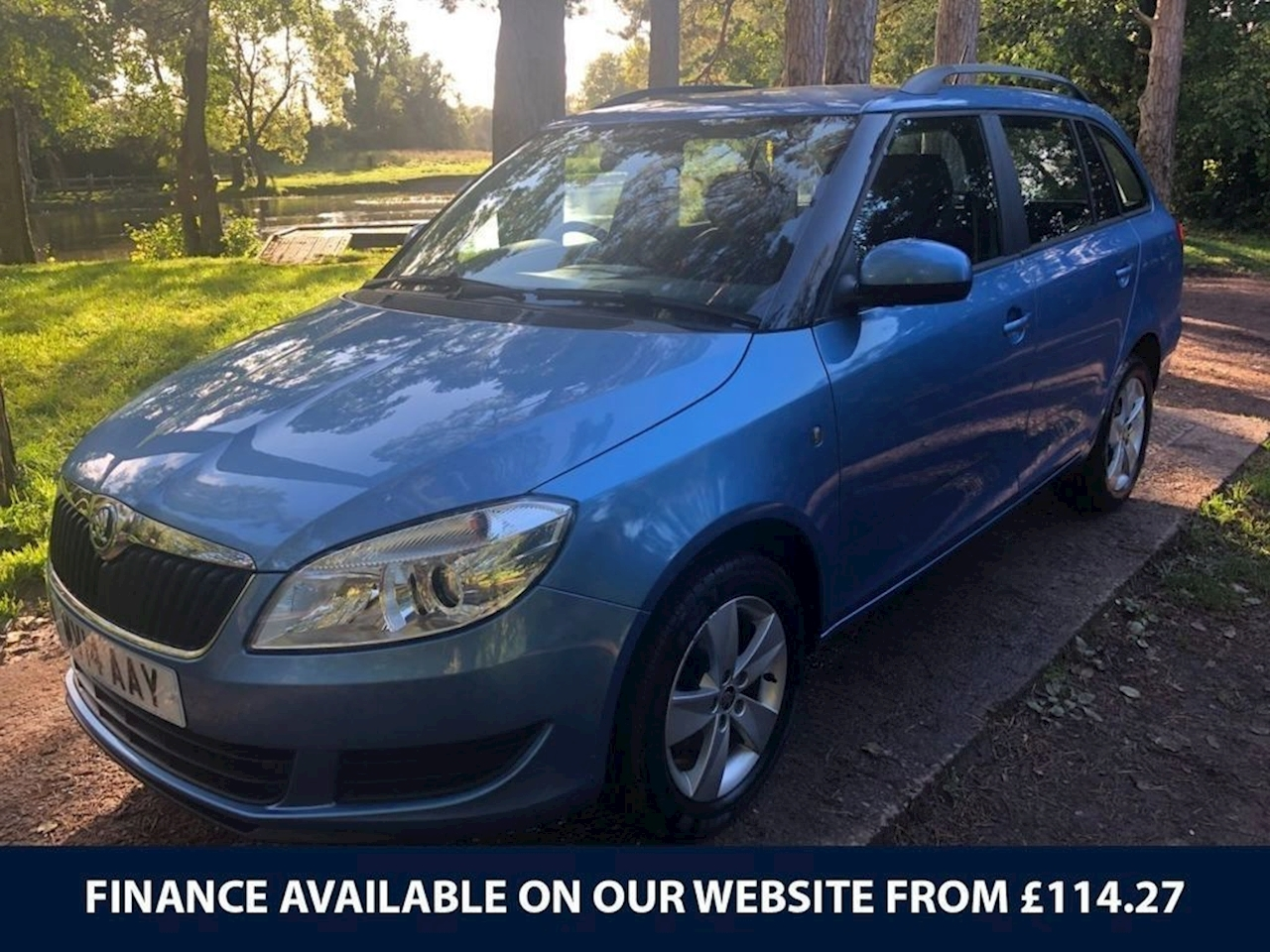 SKODA Fabia Estate 1.6 Manual Diesel